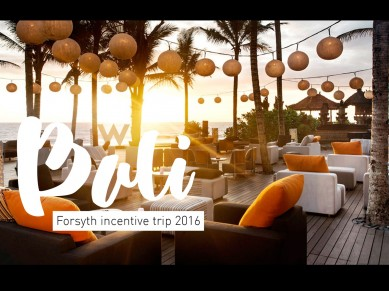 Forsyth Staff Incentive Trip 2016