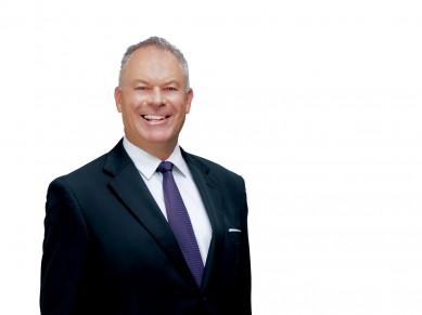 Louis van Gelder Appointed Director of Sales