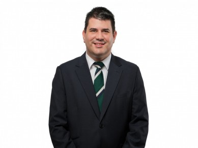 Forsyth Welcomes Stuart Sanders
